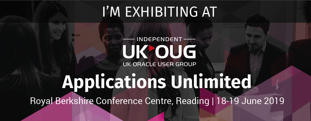 June 18th - 19th | UKOUG Applications Unlimited Image