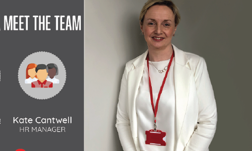 Meet the Team | Kate Cantwell