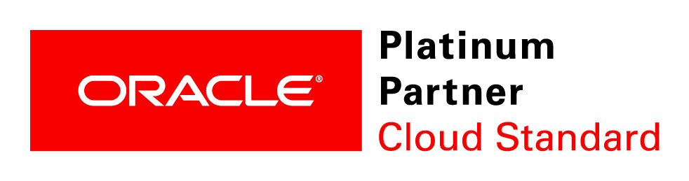 Oracle Cloud Standard Partner Logo