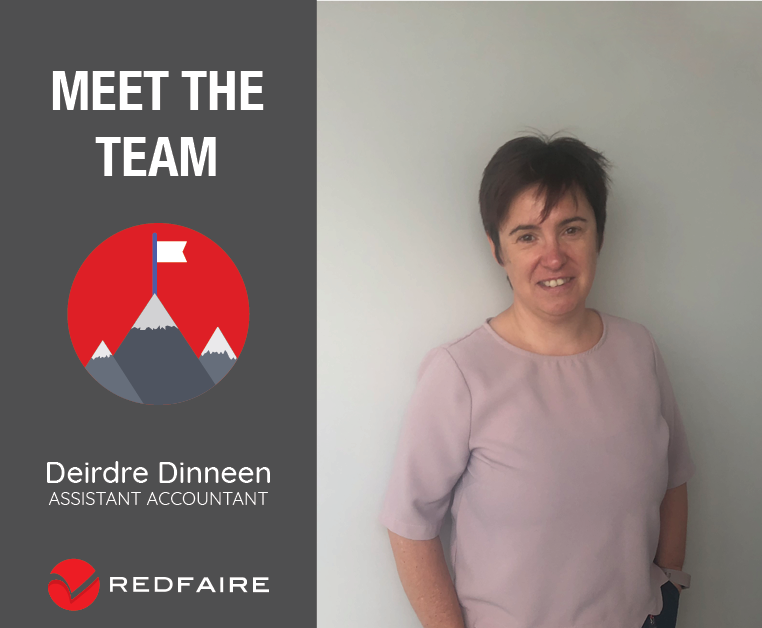 Meet The Team | Deirdre Dineen | Assistant Accountant Image