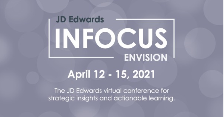 INFOCUS Envision || Plan ahead: roadmaps, product updates, enhancements, cloud adoption and more.